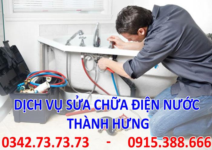 Tìm thợ sửa ống nước tại Hà Nội