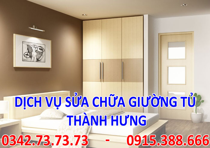 Tìm thợ sửa giường tủ tại Hà Nội