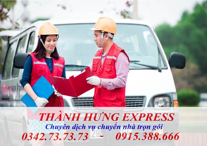 dịch vụ chuyển nhà Hưng Yên