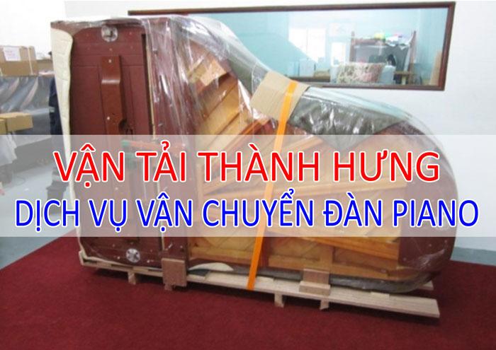 Dịch vụ vận chuyển đàn piano - Thành Hưng