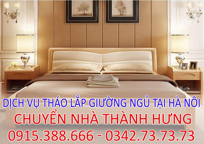 Dịch vụ tháo lắp giường tủ tại nhà Hà Nội