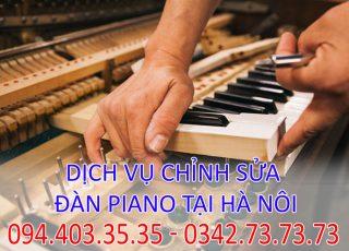 Dịch vụ chỉnh sửa đàn Piano
