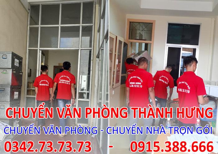 Dịch vụ chuyển nhà, chuyển văn phòng tại Tòa nhà Keangnam