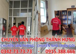 Dịch vụ chuyển nhà, chuyển văn phòng tại Vinhomes Gardenia