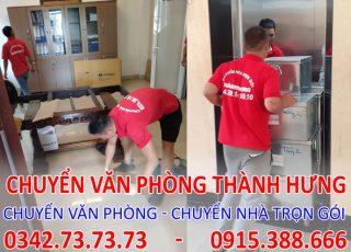 Dịch vụ Chuyển văn phòng trọn gói tại KĐT Splendora – Bắc An Khánh