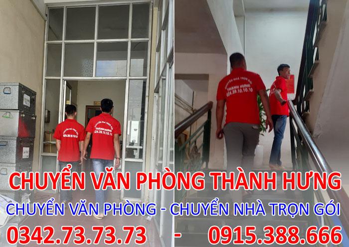 Dịch vụ chuyển văn phòng tại Hồ Chí Minh giá rẻ