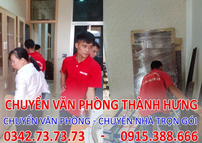 Dịch vụ chuyển văn phòng tại Hồ Chí Minh